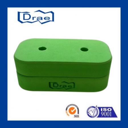 雕刻LOGO的EVA盒子