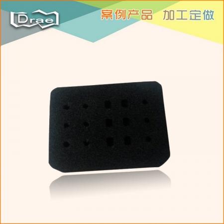 黑色EVA抗静电电子内衬-雕刻-减震