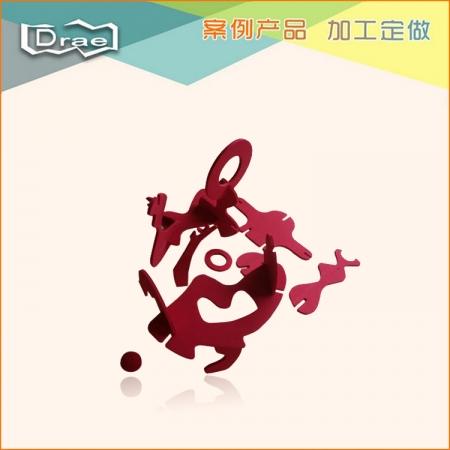 玩具-EVA热压成型